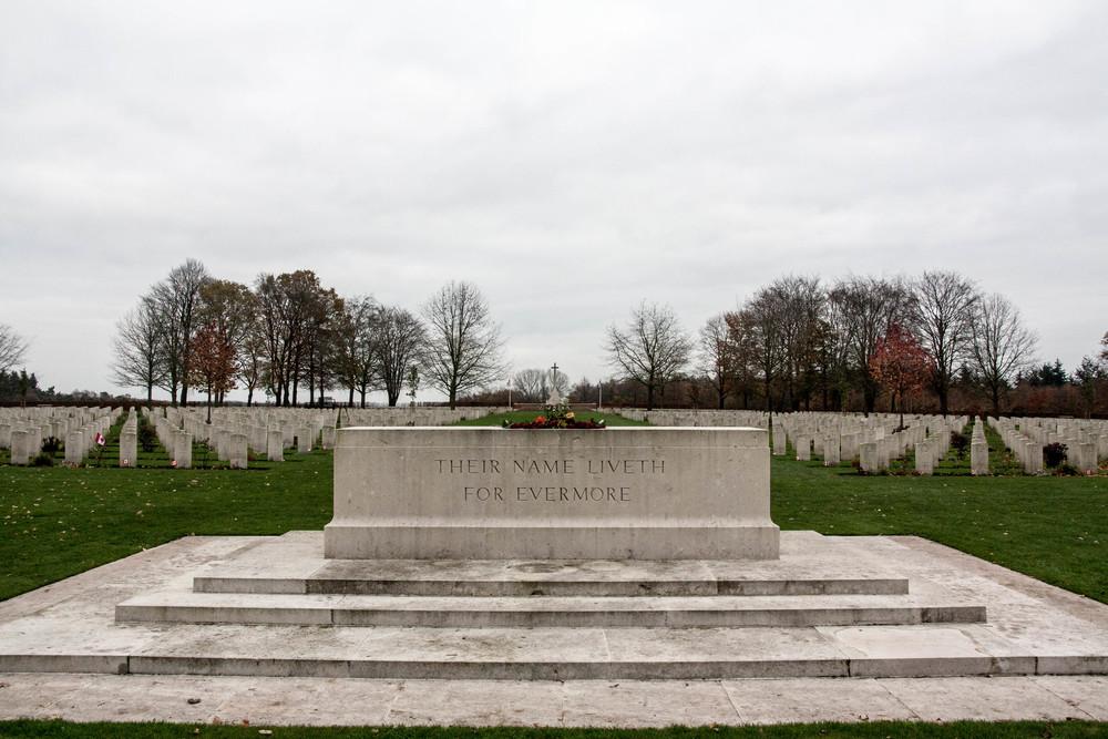 Groesbeek(Netherlands) Canadian War Cemetary