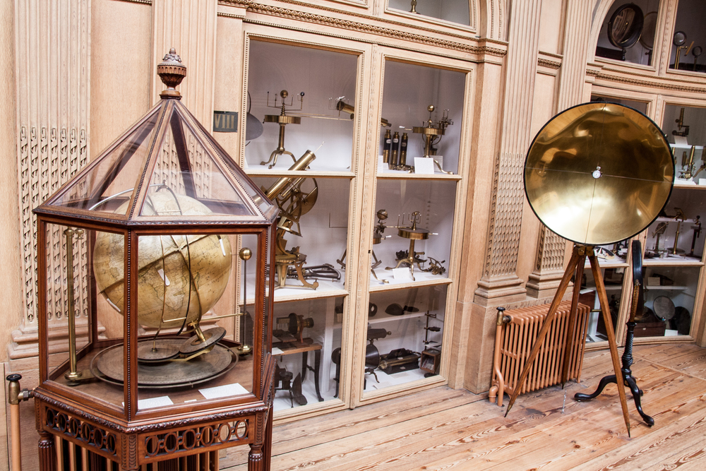 Teylers Museum Oval Room