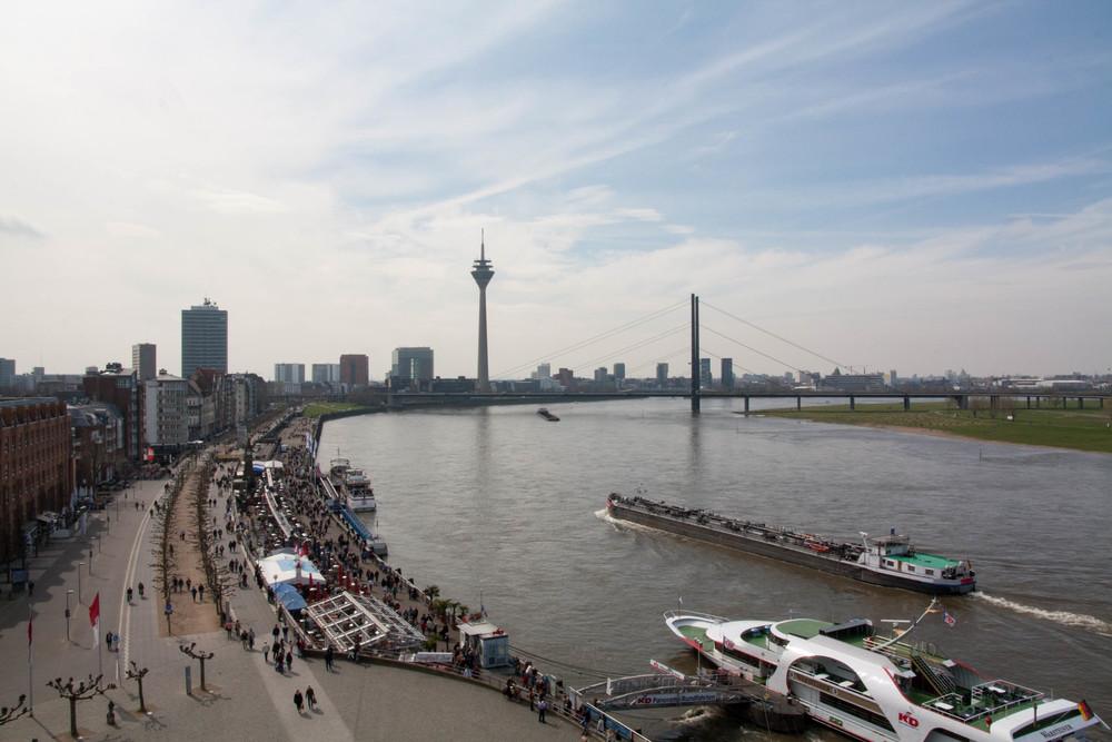 Dusseldorf Riverfront