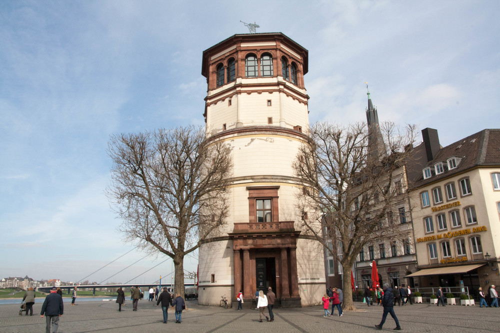 Düsseldorf Shipping Museum
