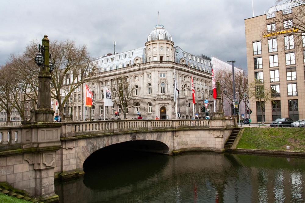 Dusseldorf City