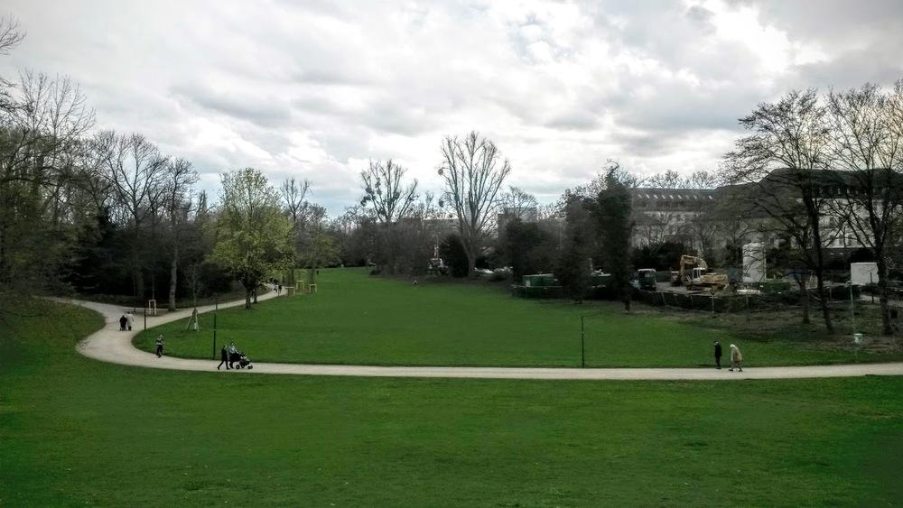 Dusseldorf Park