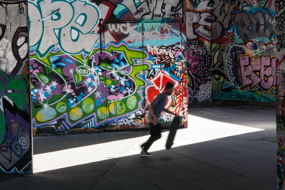 Bankside skatepark