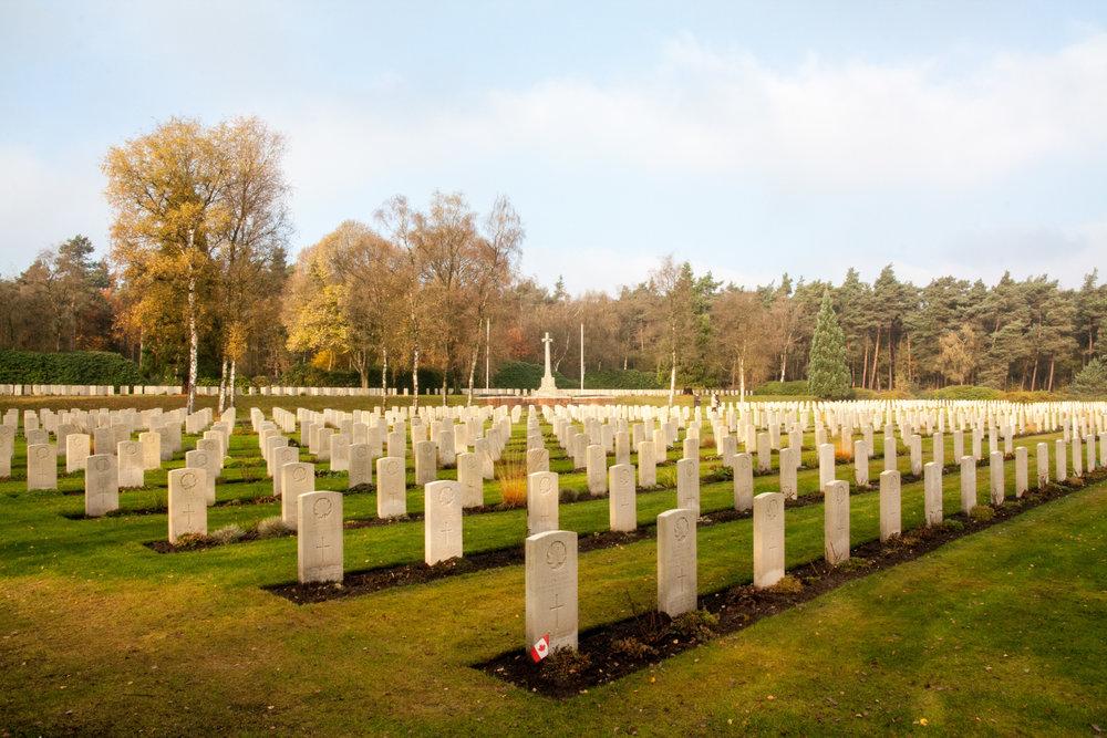 holten canadian war cemetery 4