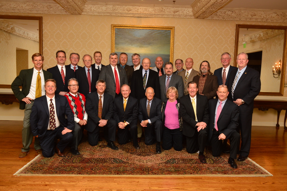 Past Chapter Presidents Photo -Click on Image for LargeSize Image