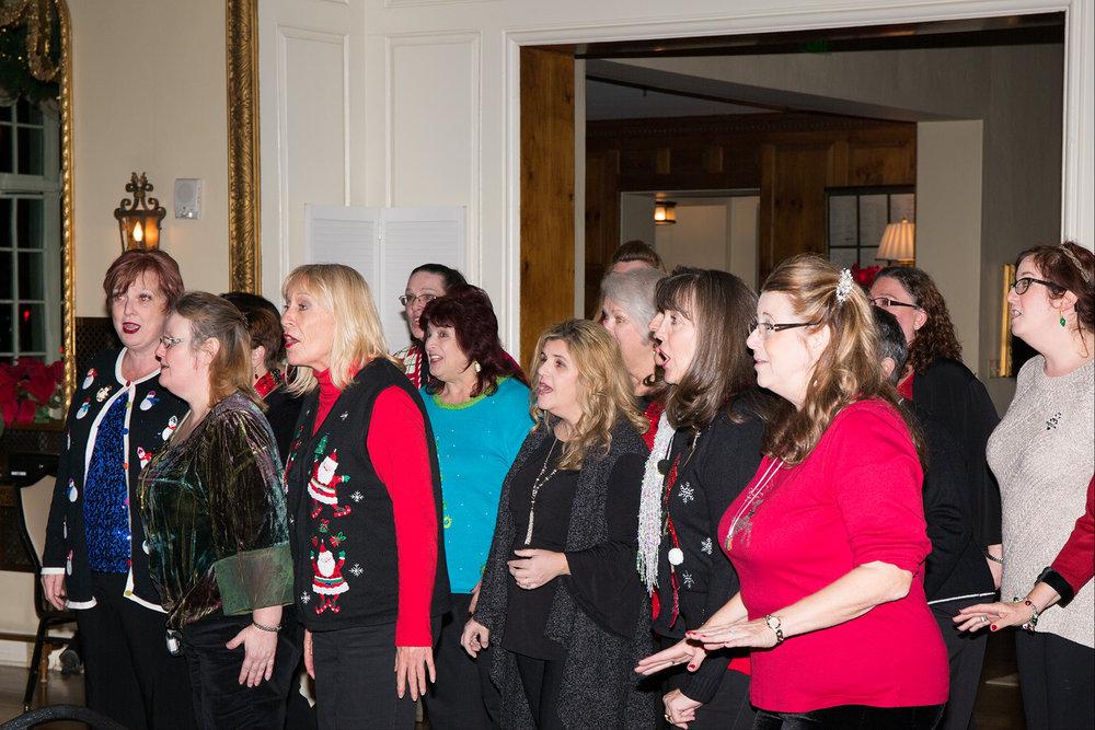 Christmas Carolers!