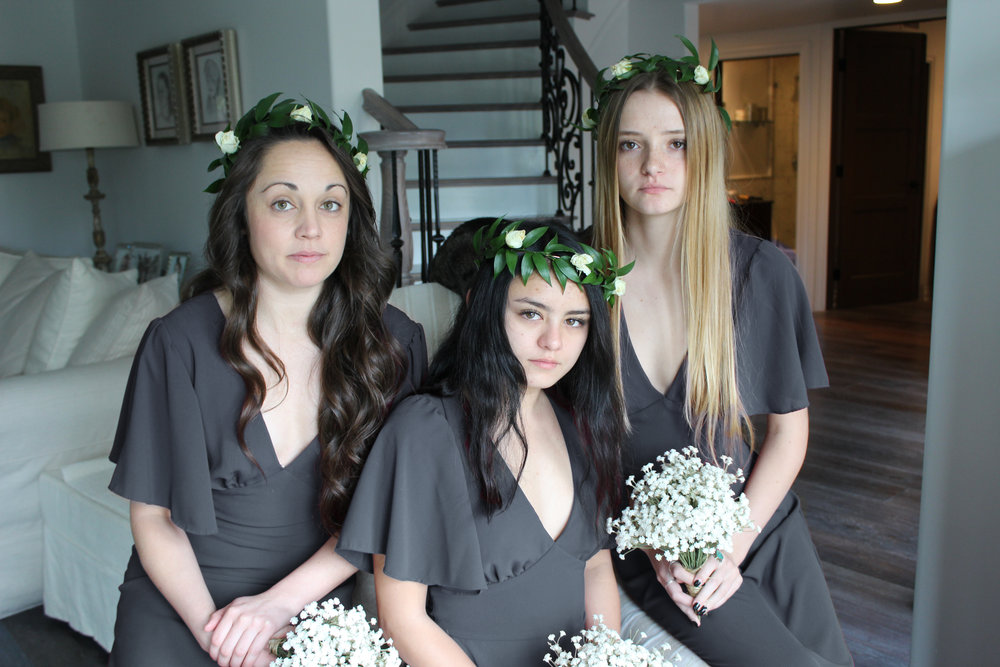 AU & Co. Custom Bridal colors grey bridesmaids.jpg
