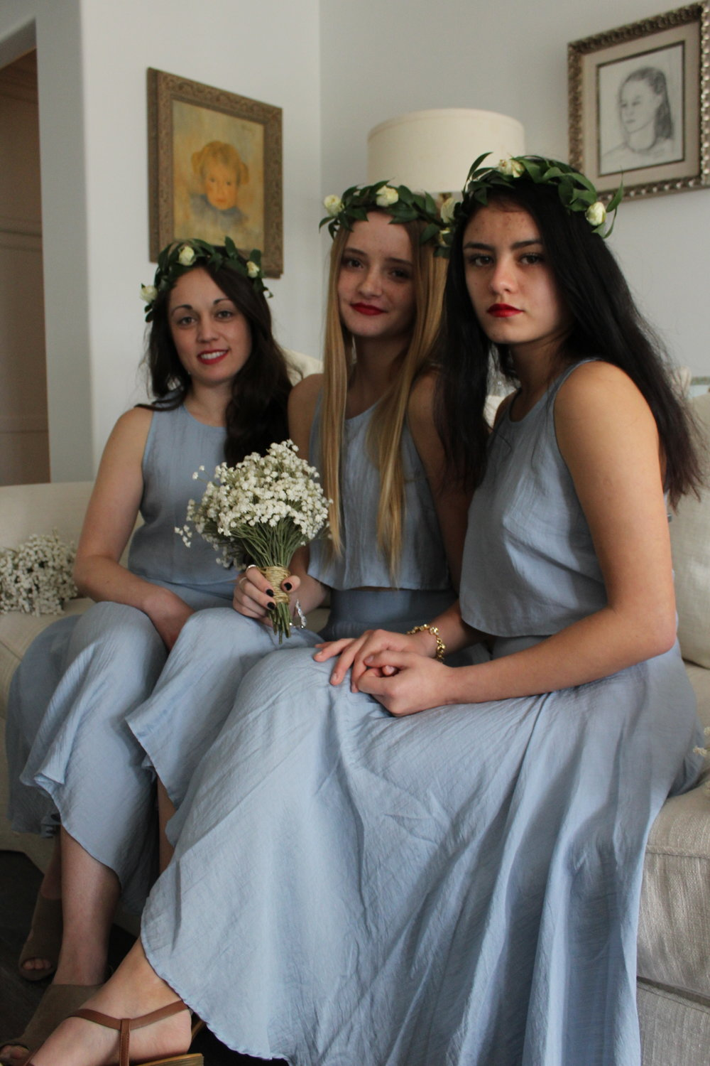 Au & CO. CUstom Bridal crop top and skirt baby blue bridesmaids.JPG