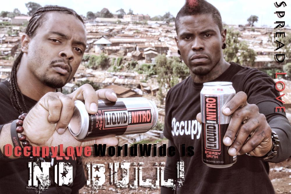 Liquid Nitro Kibera Slums