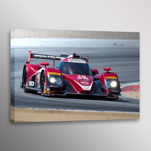 Mazda Motorsports MZ2.0T IMSA Racecar Car Photo Automotive Wall Art ...