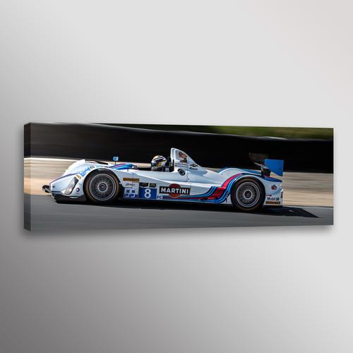 LMP Prototype Racecar Automotive Car Wall Art Canvas — Dennis ...