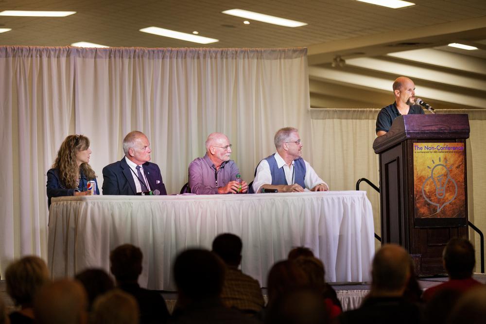 IMG_9517 (Non-Con 2015) Christine Shellska, Eric Thomas, Doug Thomas, David Rand, and Spencer Lucas (photo by Sassan Sanei).jpg