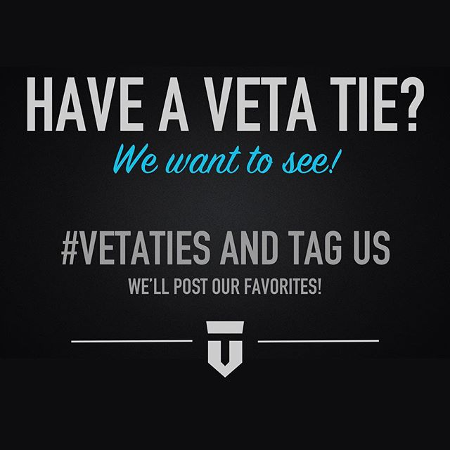 ...if you don't have one, now is your best chance. Don't say we didn't warn you. 😎 www.vetaties.com #SALE 🎁