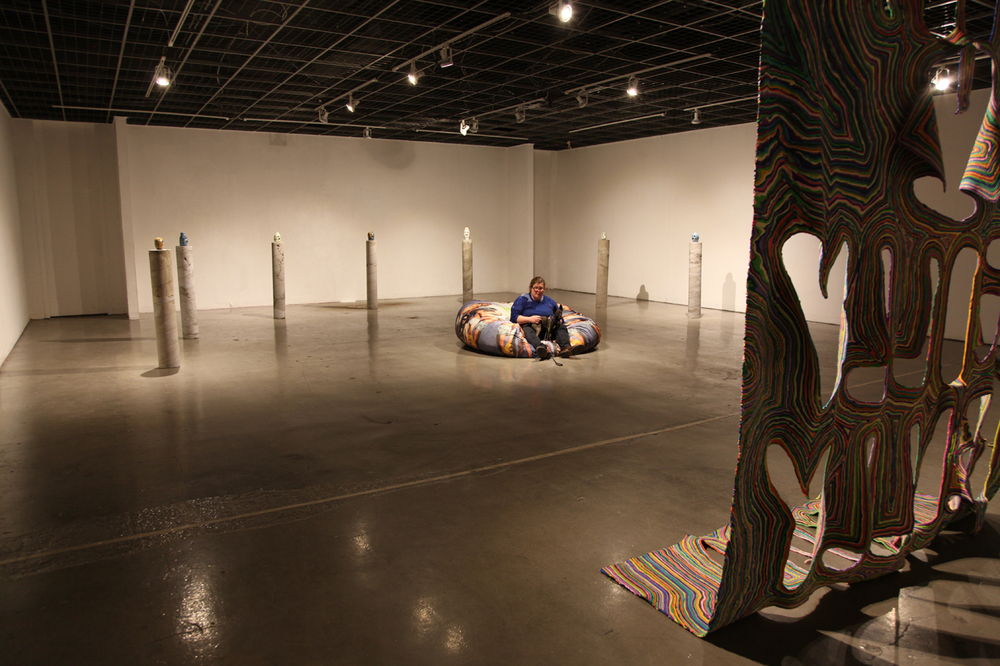 AIRHEAD (Installation view) (2015)