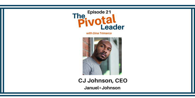 The Pivotal Leader podcast