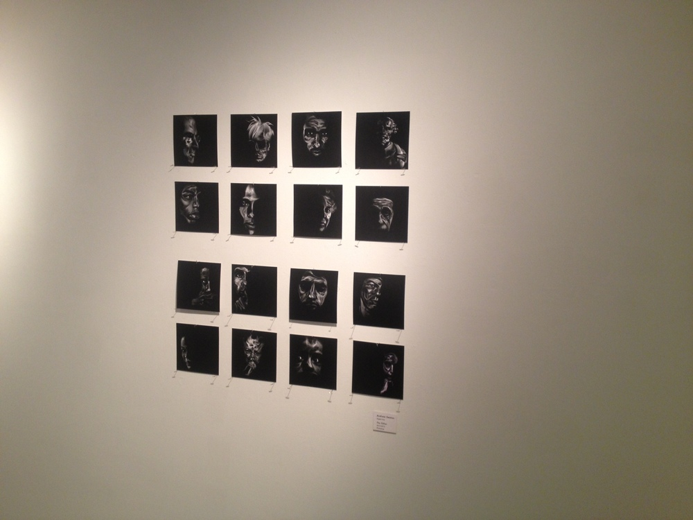 photograph taken by Andrew Seaton, printed work made by CAS
