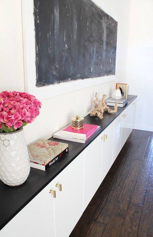 ikea besta hacks interior styling the little design corner. Black Bedroom Furniture Sets. Home Design Ideas