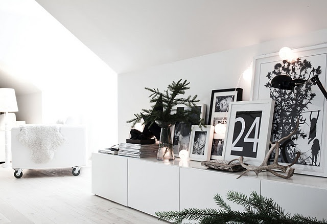 Attraktiv Simple And Effective Black And White Styling I Love The Look Of  These Spaces (