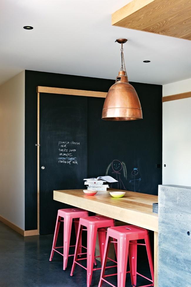 Chalkboard Paint Ideas The Little Design Corner