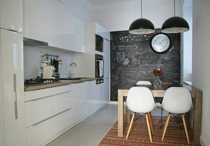 Chalkboard paint ideas the little design corner - Kitchen chalkboard paint ideas ...