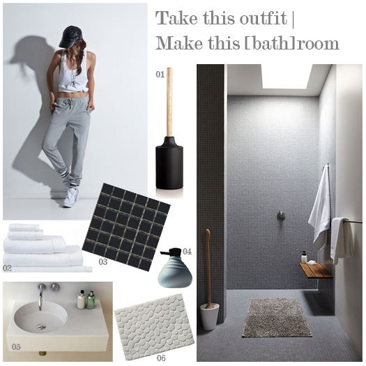 How to update your bathroom without renovating the little design corner for How to update a bathroom without renovating