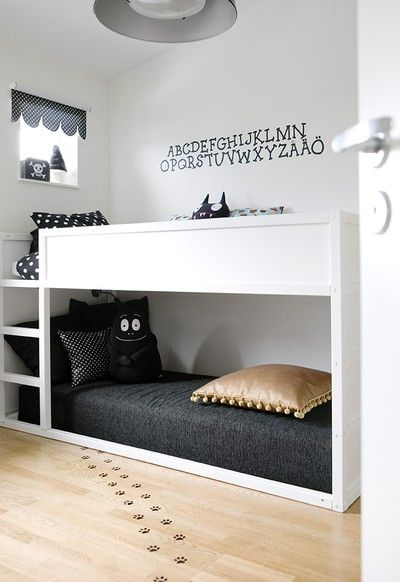 13 modern bunk bed ideas — The Little Design Corner