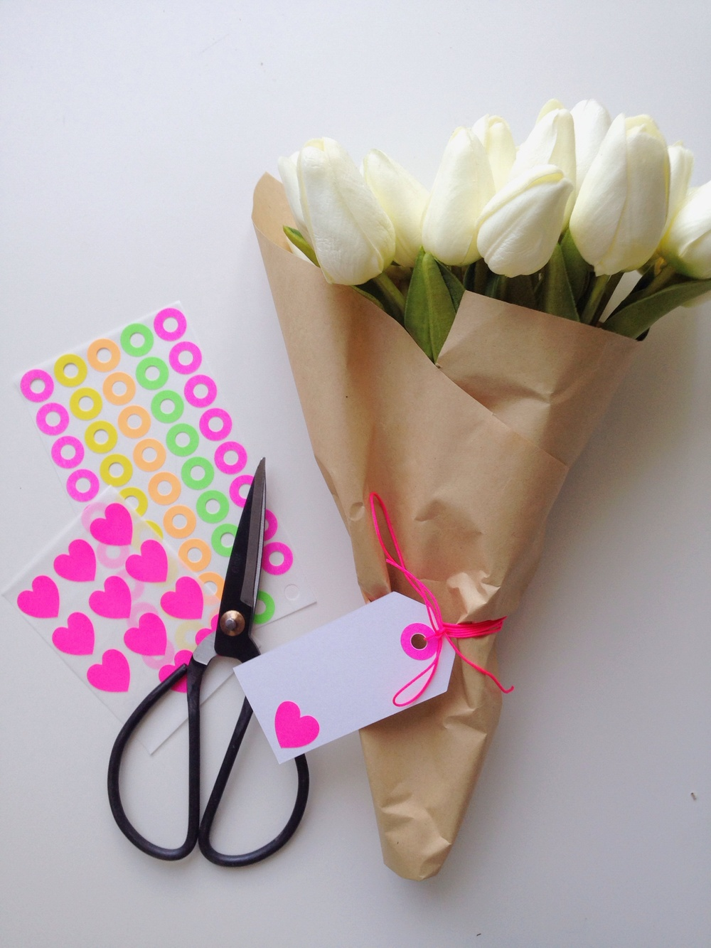 How to wrap flowers like a florist — The Little Design Corner