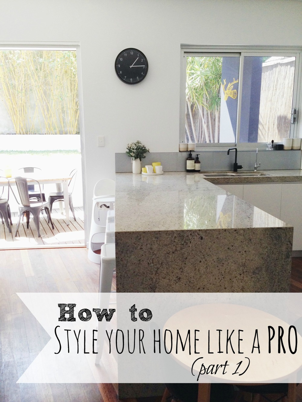 How to style your home like a pro (Part 1) — The Little Design Corner