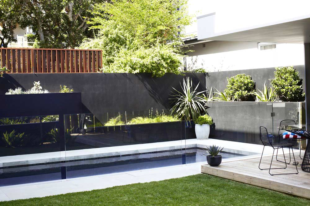 Clovelly Garden -  Designed by Harrison's Landscaping
