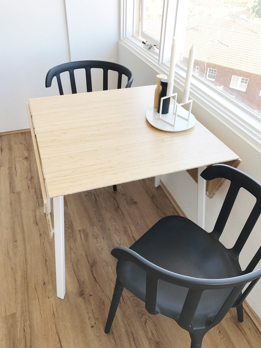 white chairs ikea ikea ps 2012 easy. IKEA PS Chair And Drop Leaf Table, As Used In Bondi Project By The Little White Chairs Ikea Ps 2012 Easy