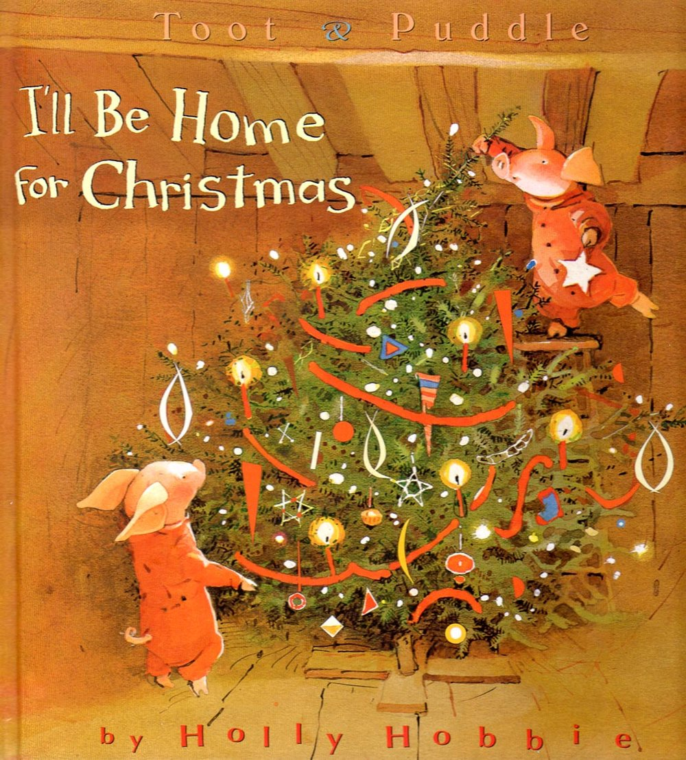 My 10 Favorite Christmas Picture Books... Ever — Oiseaux Vintage Paperie