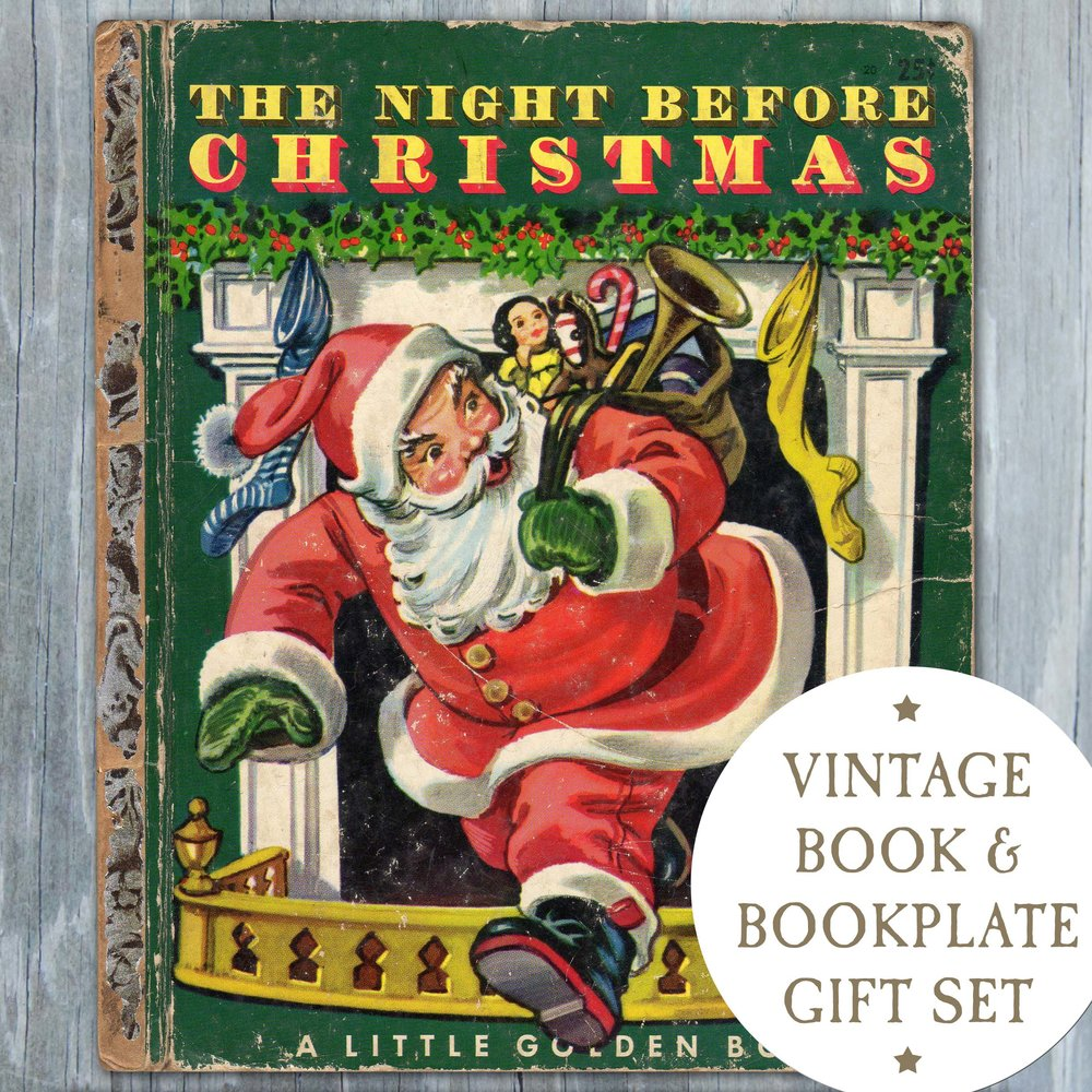 THE NIGHT BEFORE CHRISTMAS - 1949