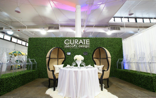 Three days at the expo curate décor design hawaii event design event rentals creative agency
