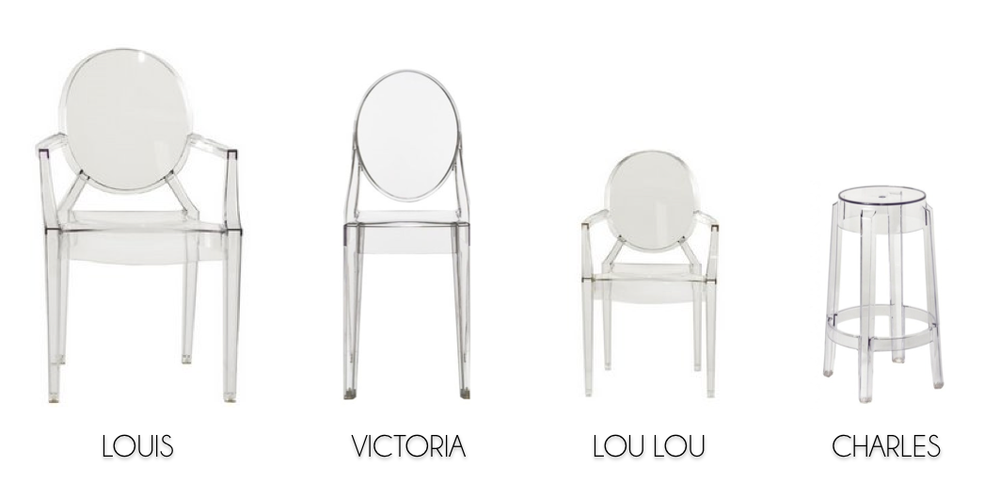 Whatu0027s even more awesome about this collection is the option to use each model inidually or mix and match the various Ghost Chair collections to create a ...  sc 1 st  CURATE decor + design : ghost chair stool - islam-shia.org