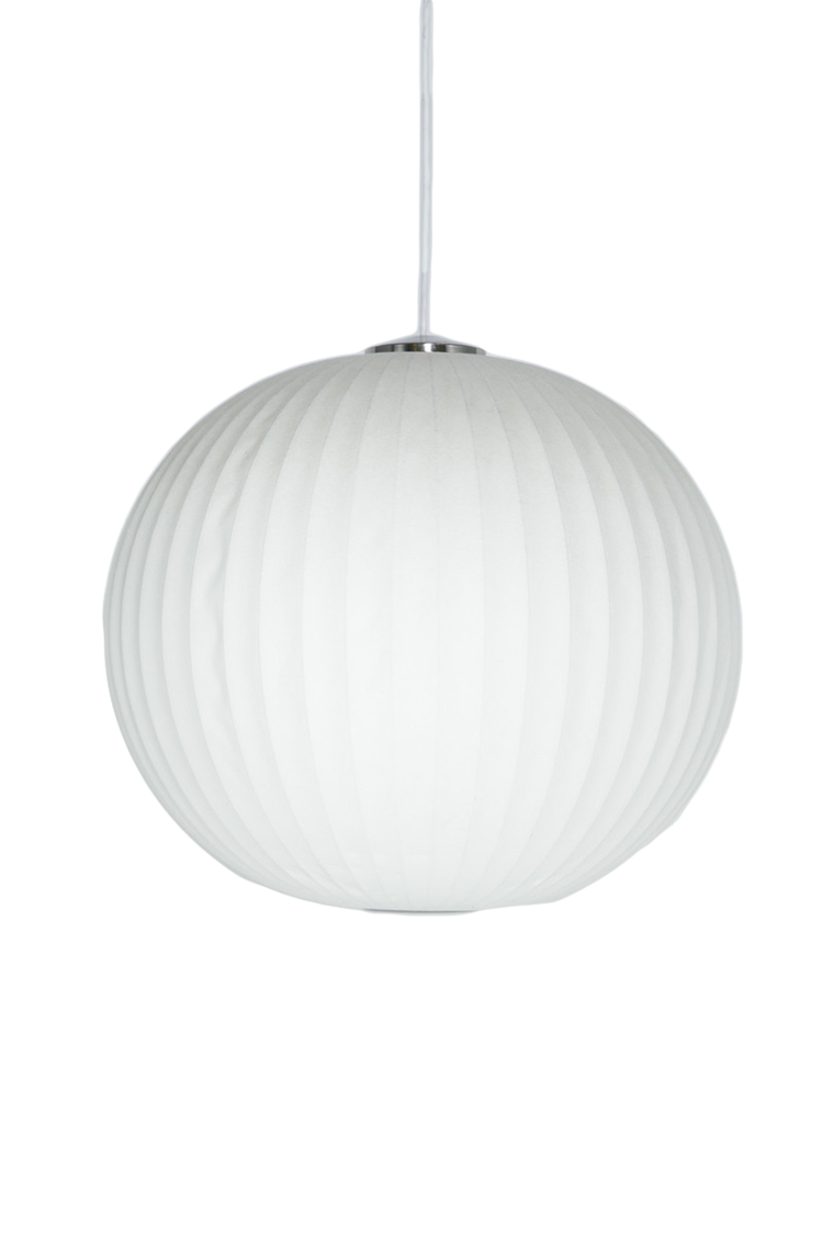 image lamp sphere franklite lamps glass nickel table satin