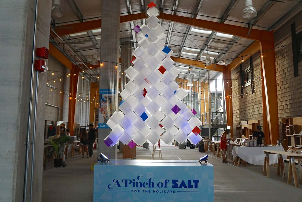 Pinch of salt curate décor design hawaii event design event rentals creative agency