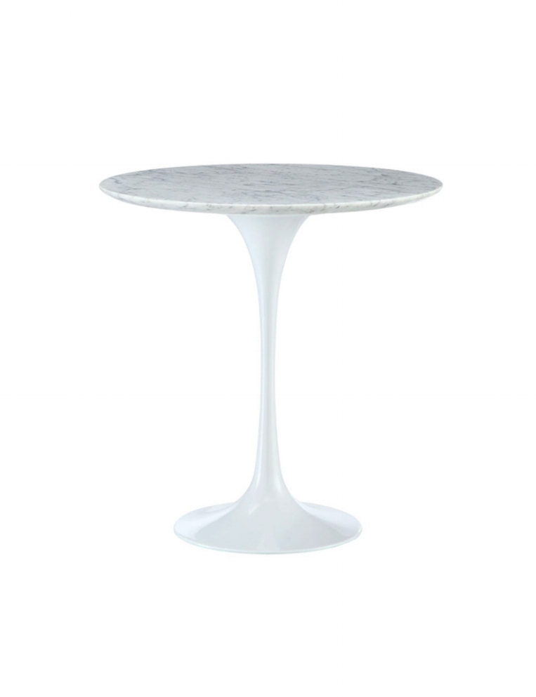 Tulip Side Table CURATE dcor design Hawaii Event Design