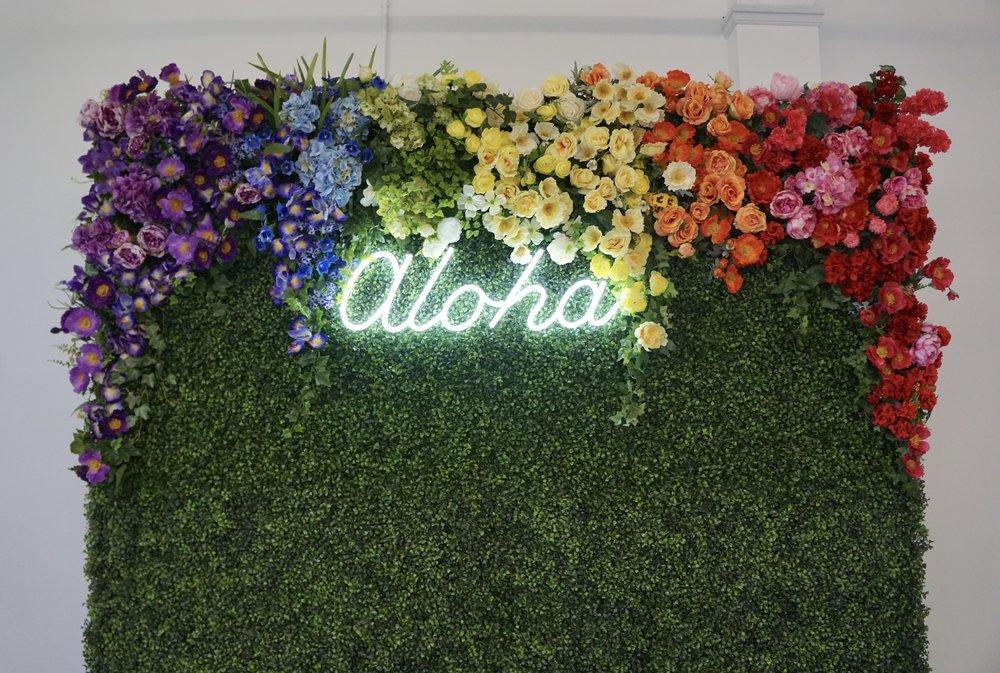 Pride + Aloha