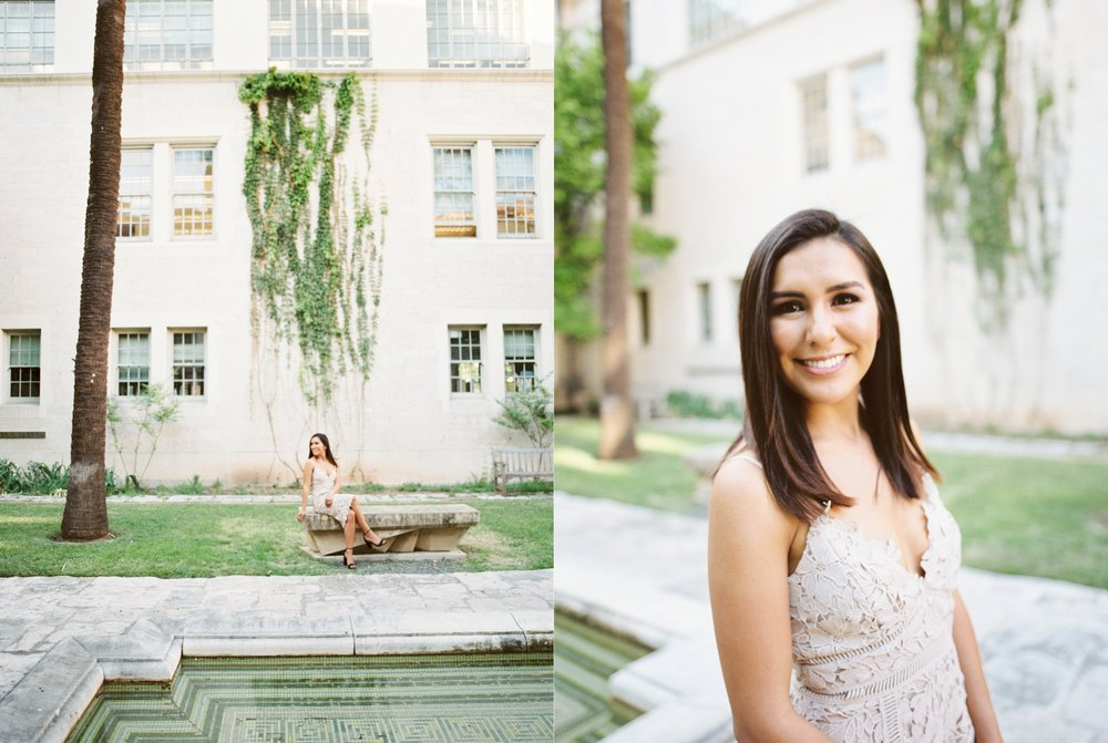 The University of Texas graduation photos