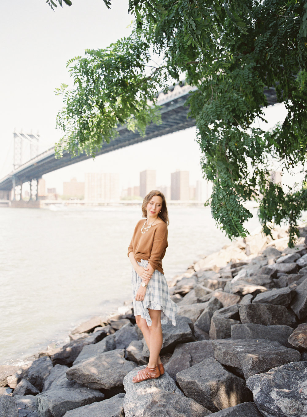 Brooklyn portrait session -