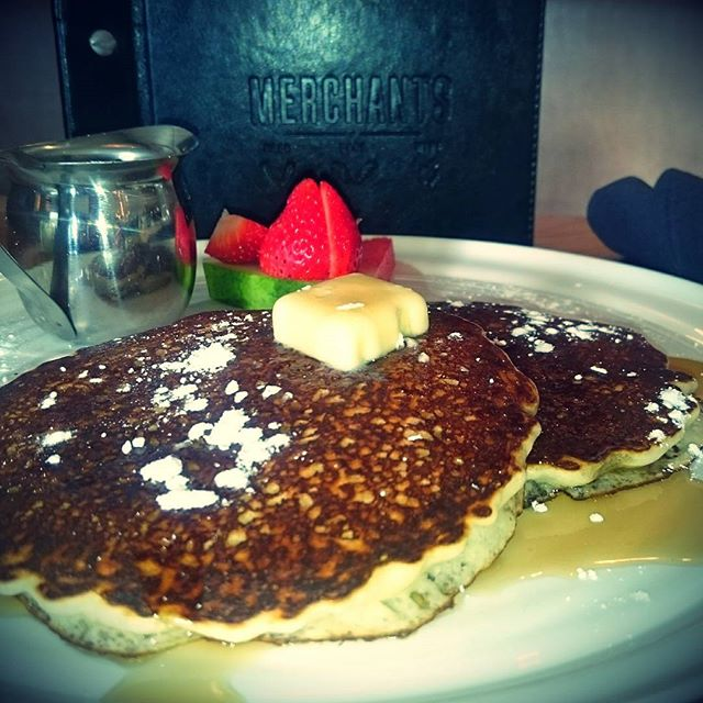 Bring your family in for Brunch and your children will get pancakes on us. Brunch is on till 2 pm every Saturday ans Sunday. See you soon! #Merchants #eatdrinkplay #brunchyyc #pancakes #childrenallowed #mardaloopyyc