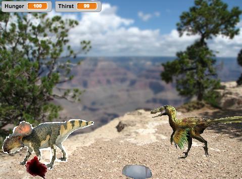 RangerED_Dino_Pet_Scratch_