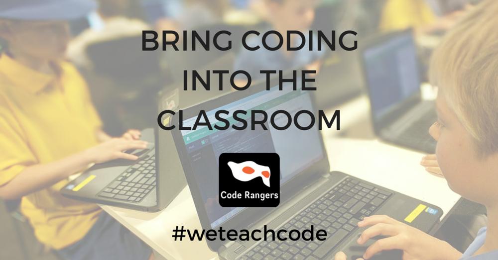 CodeRangers2018WeTeachCode