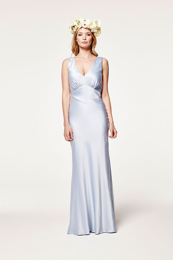 Maids to Measure 'Peony'   Size 12  Was - £225 Now - £85