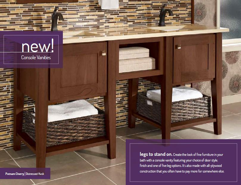 Kraftmaid vantage classic kitchens baths - Kraftmaid bathroom cabinets catalog ...