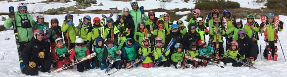 Ski Club Olimpia Ger - El club d'esquí a La Cerdanya. Passió per l'esquí!!!!