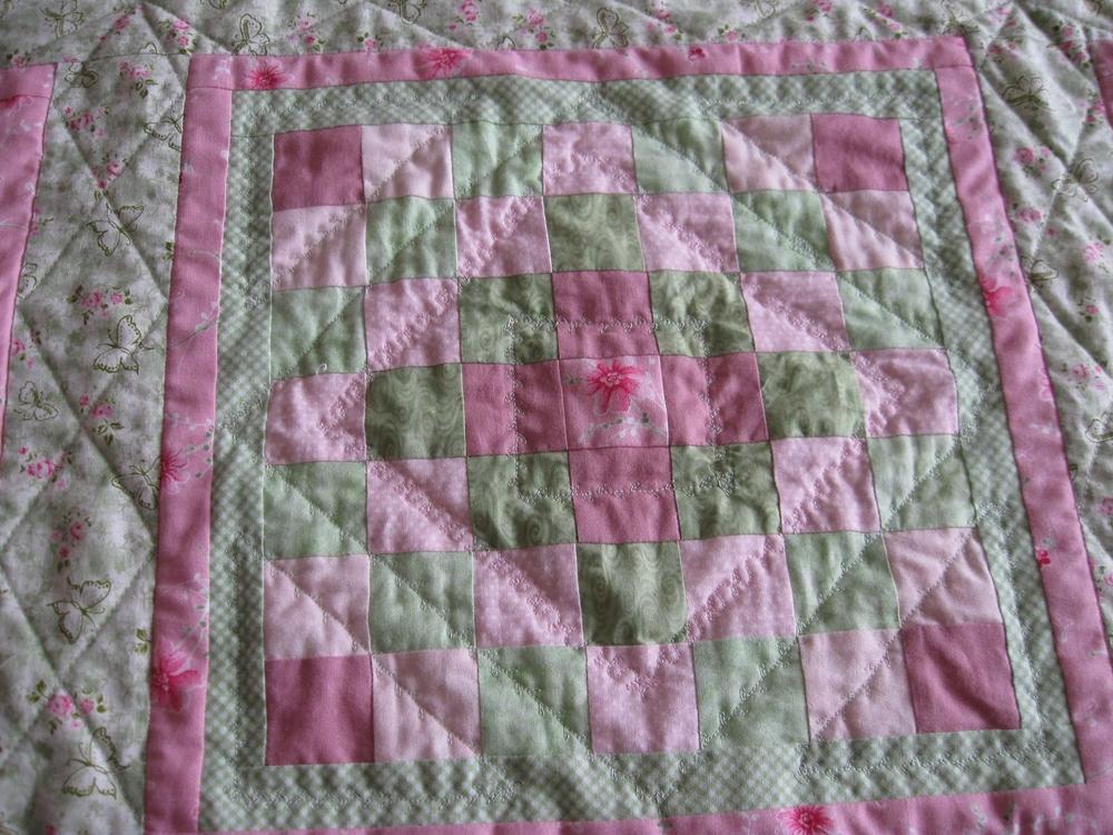 Sampler quilt block