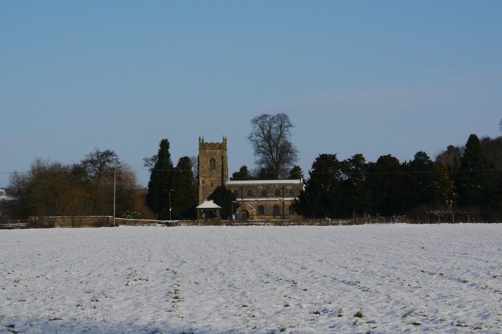 South Wingfield church