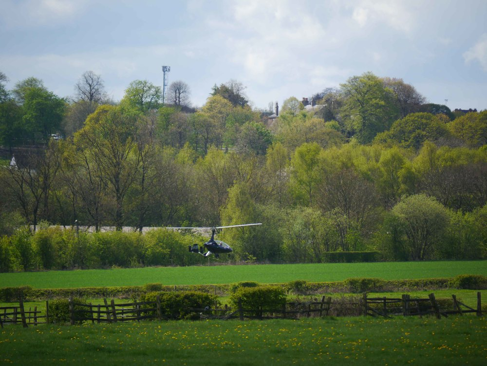 Landing safely