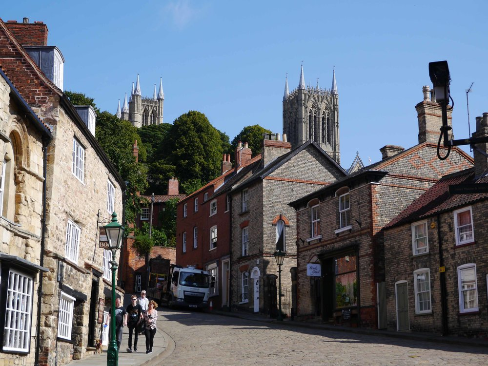 Lincoln Steep Street